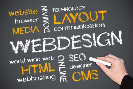 Webdesign Stern